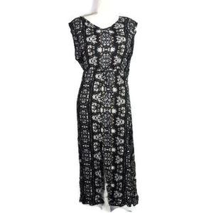 NWT Simply Emma sleeveless dress
